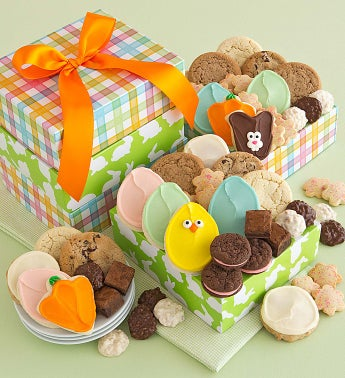 Easter Triple Treat Gift Tower