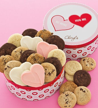 Valentine Treats Tin
