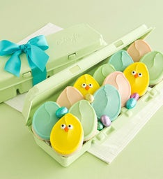 Egg Carton - Cutout Cookies