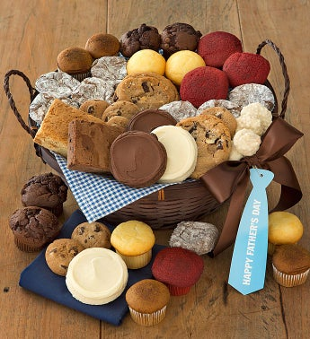 Father's Day Snack Basket