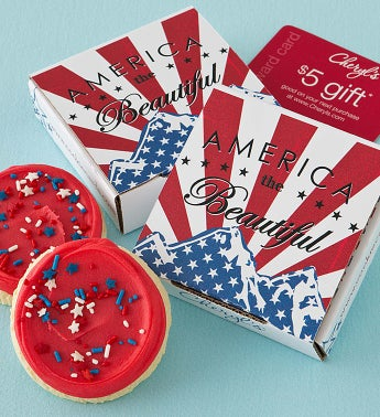 Americana Cookie & Gift Card