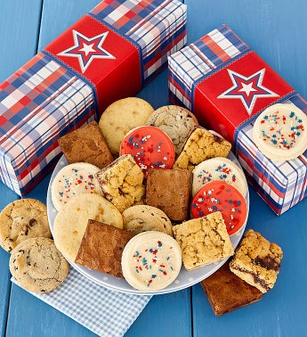 Cookie and Brownie Gift Box