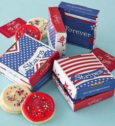 Americana Cookie Card 2 Pack