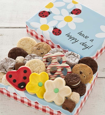 Daisy Gift Box - Treats