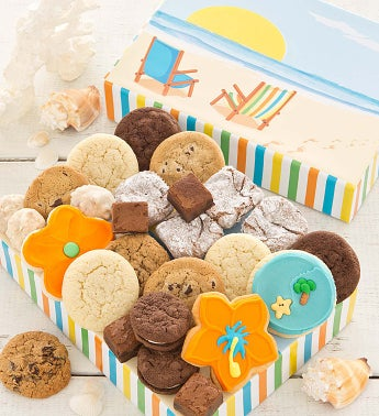 Summer Beach Gift Box - Treats