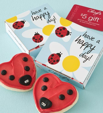 Have a Happy Day Cookie & Gift Card
