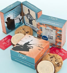 Father's Day Cookie Card 2 Pack