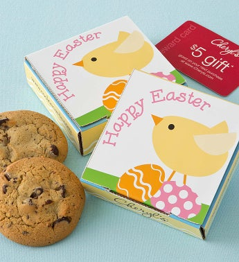 Sugar Free Easter Cookie Card