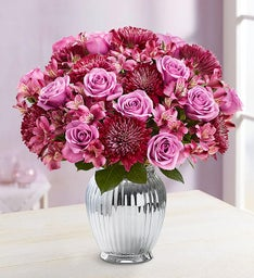 Purple Perfection® + Free Vase