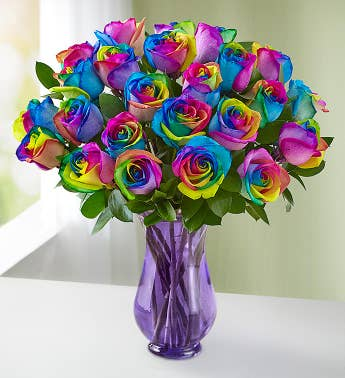 Kaleidoscope Roses 12-24 Stems