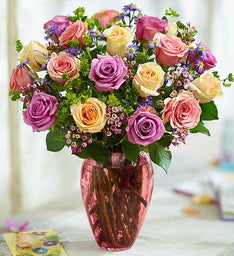 Rose Lovers Bouquet™ Premium Assorted Roses