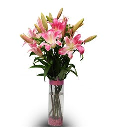 Beautiful Lilies Bouquet