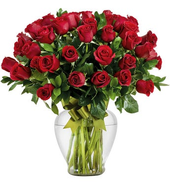 50 Red Roses