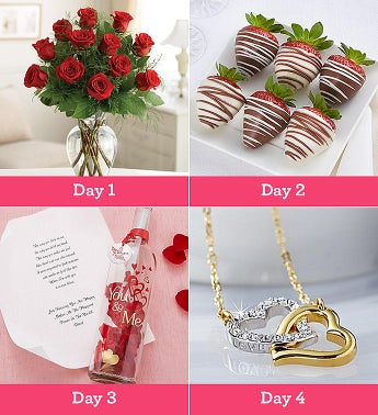 Valentines Multi-Day Gifting