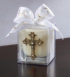 LUX Faith Candle