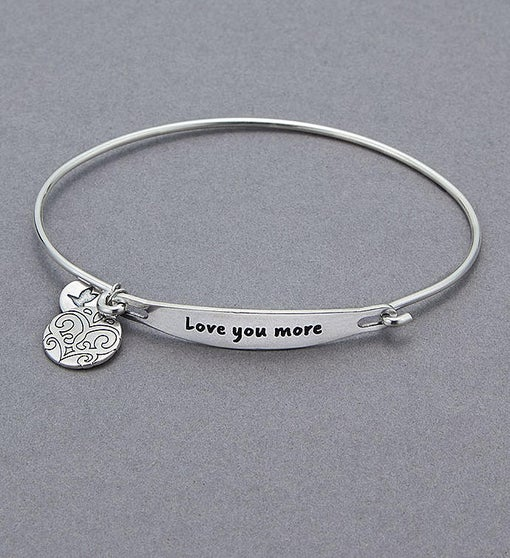 Chamilia® 'Love You More' Bracelet