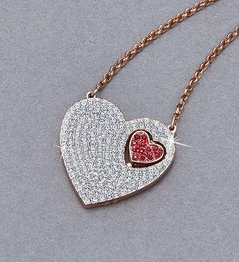Swarovski Great Heart Necklace