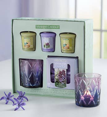 Yankee Candle® Lilac Blossom Gift Set