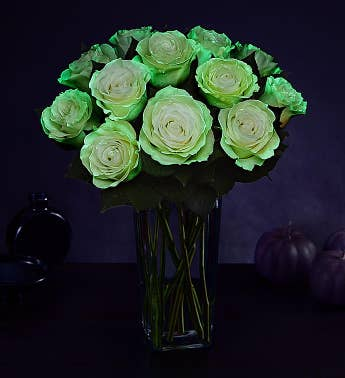 Glow In The Dark Roses