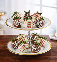 Berrylicious Chocolate Covered Strawberries Gift Club