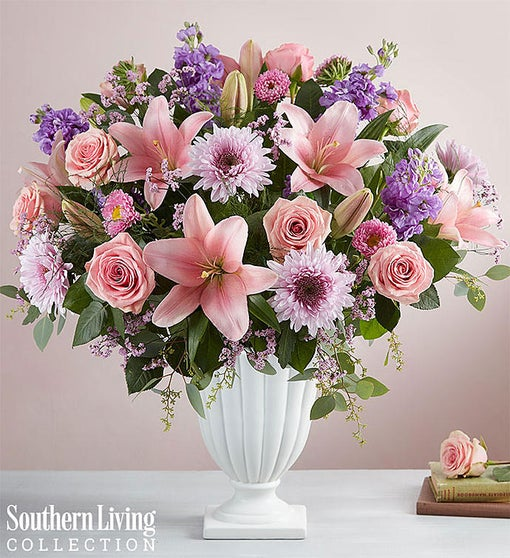 Precious Pedestal™ by Southern Living® for Sympathy