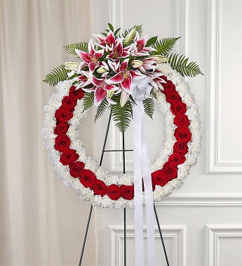 Love Forever Wreath