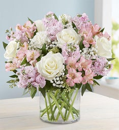 Elegant Blush Bouquet