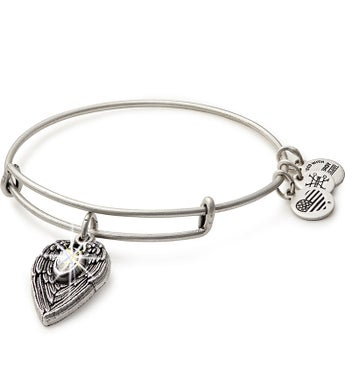 Alex  Ani Guardian Angel Bangle