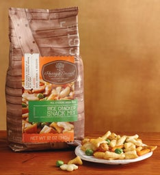Rice Cracker Snack Mix
