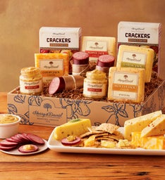 Grand Meat and Cheese Gift Box