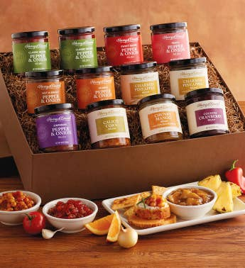 Deluxe Favorite Relish Box