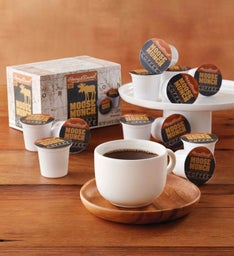 Moose Munch® Single-Serve Coffee