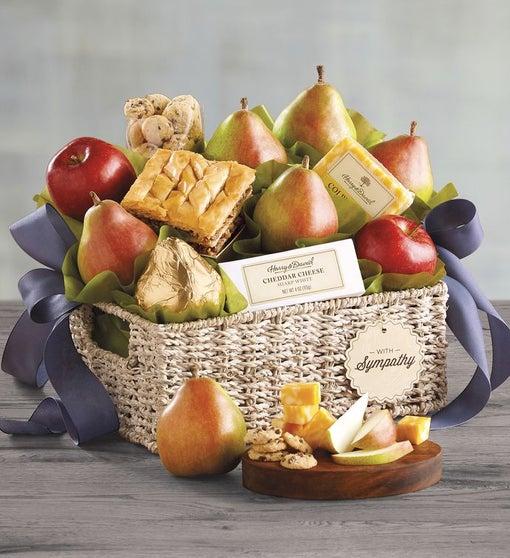 Deluxe Sympathy Gift Basket