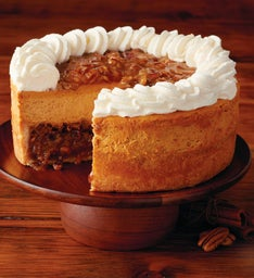 The Cheesecake Factory® Pumpkin Pecan Cheesecake - 7""