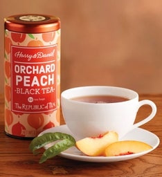 Orchard Peach Tea