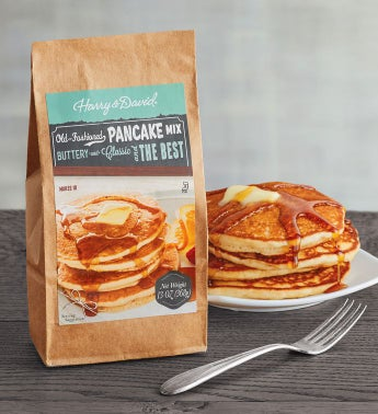 Old-Fashioned Pancake Mix