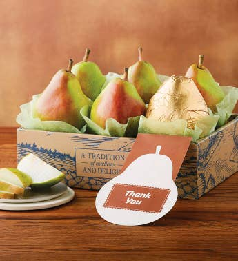 Thank You Royal Verano Pears