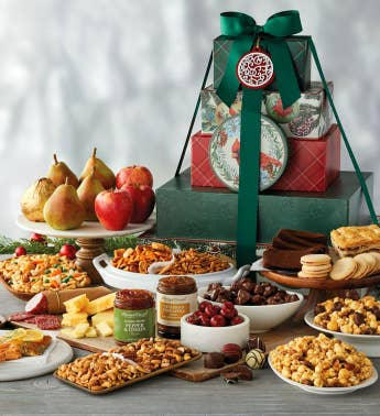 Tower of Treats174 Ultimate Holiday Gift
