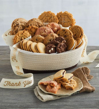 Thank You Cookie Gift Basket