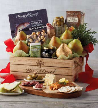 Deluxe Northwest Inspirations Gift Basket