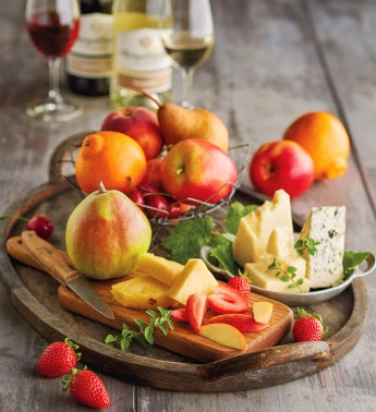 Fruit Wine and Cheese Club