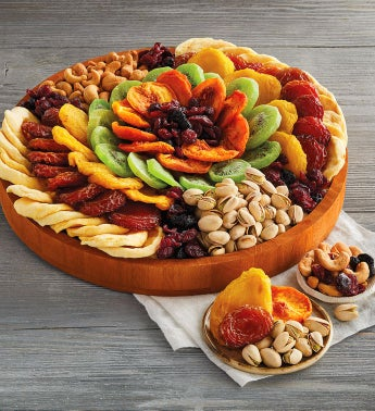 Ultimate Fruit and Nut Tray