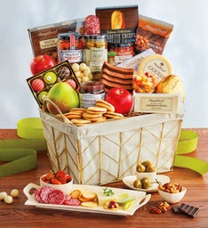 Deluxe Mother's Day Gift Basket
