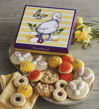 Easter Cookie Gift Box
