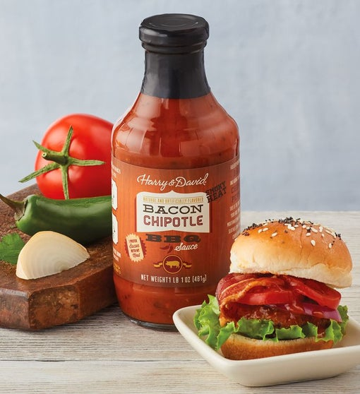 Bacon Chipotle Barbecue Sauce