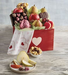 Deluxe Valentine's Day Gift Basket