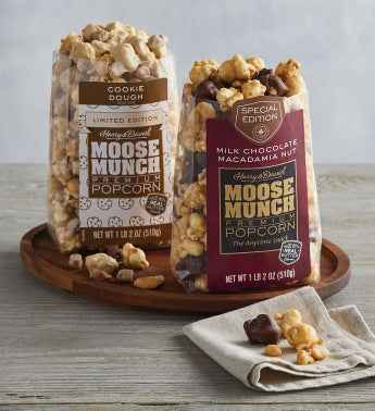 Moose Munch174 Premium Popcorn Limited Edition Duo