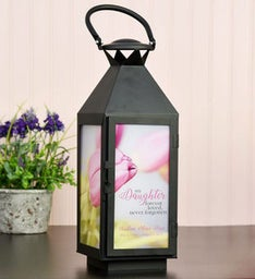 My Daughter Memorial Lantern
