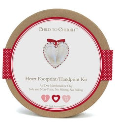 Heart Footprint/Handprint Kit