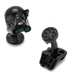 3D Death Trooper Cufflinks